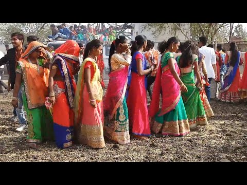 Timli Tale_ New Nagin Dance_ Adiwasi Female Dance_ Best Step Dance_ Arjun R Meda Narmada Cancel