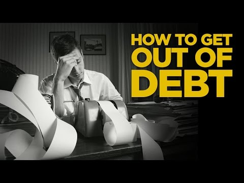 How to Get out of Debt – Young Hustlers