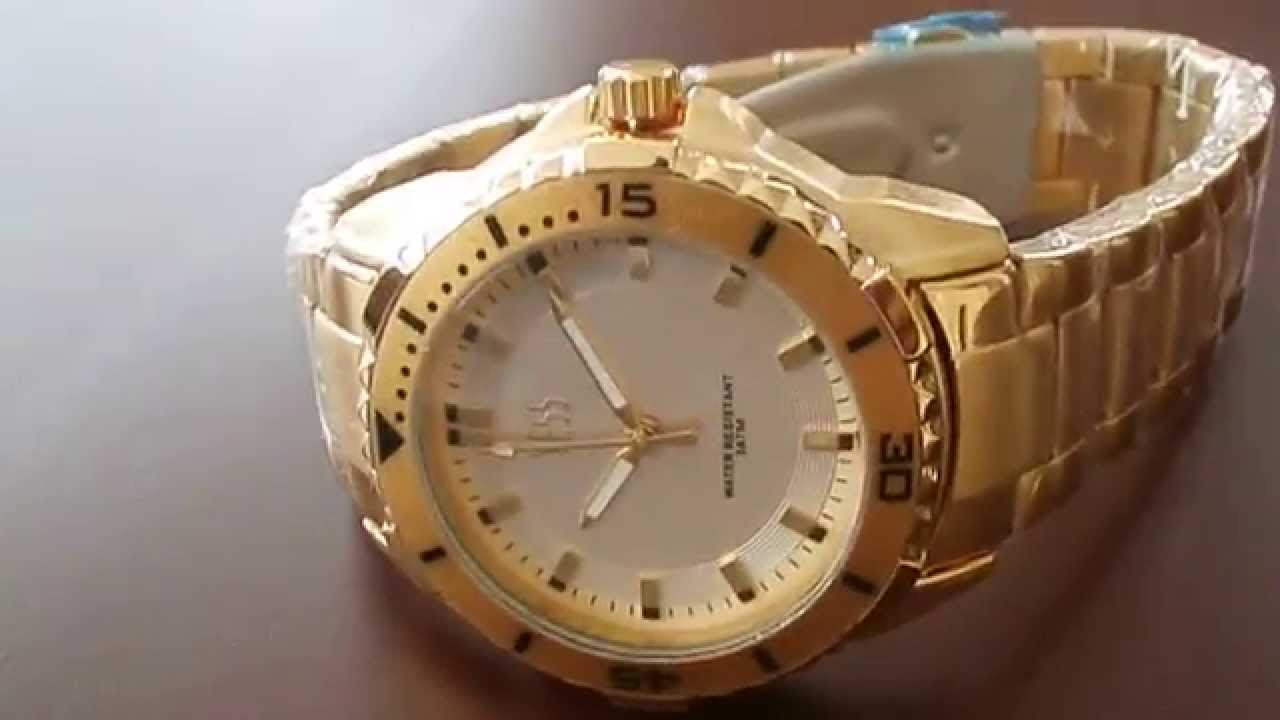 c73be1a22e97 RELOJ YESS PARA MUJER Y3309 - YouTube