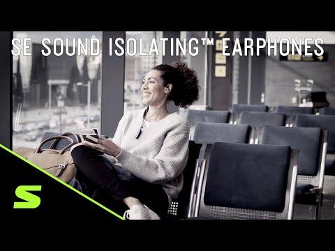 Shure SE Sound Isolating Earphones