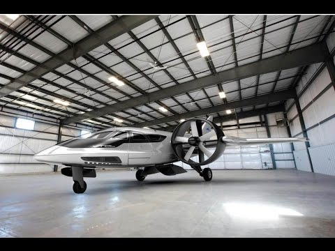 THE FUTURE OF AVIATION | XTI AIRCRAFT TRIFAN 600 REVEAL