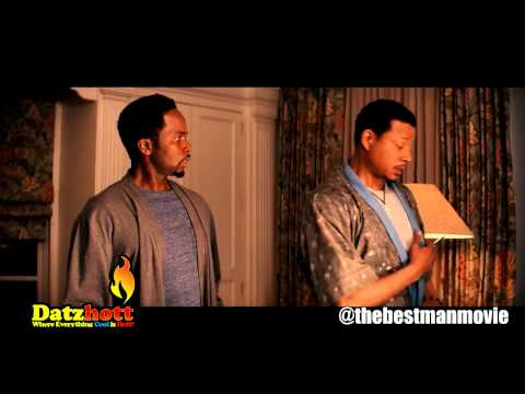 THE BEST MAN HOLIDAY: Cast Members Discuss The Importance of Supporting Black Film
