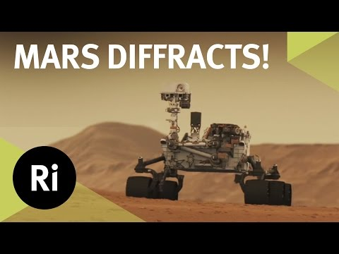 Mars Diffracts! X-ray Crystallography and Space Exploration