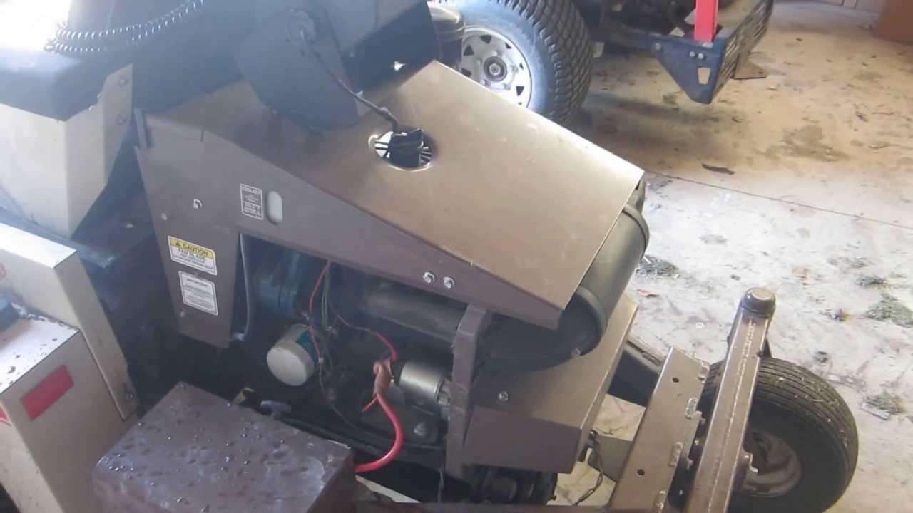 Grasshopper 721 Kubota Parts Diagram Wiring And Ebooks 721d Lawn Mower 725 Idle Up Down Start Youtube Rh Com Fuel Pump