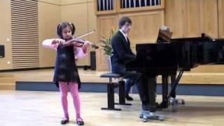 Friedrich Seitz Schüler-Concert No 3 für Violine und Klavier