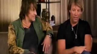 Bon Jovi - Entrevista Greatest Hits Part 1 (Jon y Richie) (subtitulos español)