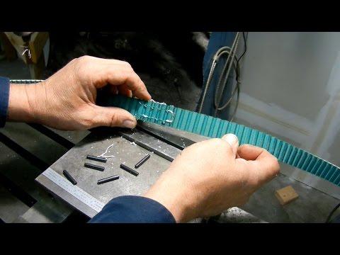 Splicing Steel Cord Timing Belt
