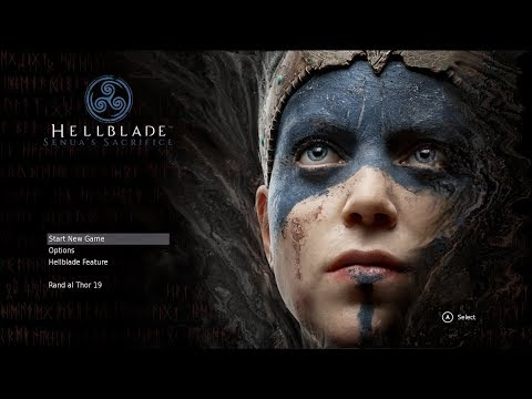 Hellblade Senua's Sacrifice Xbox One X Review And Info - Buy This Amazing Game!