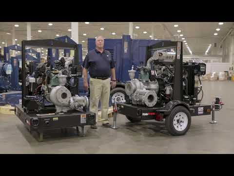 Gorman-Rupp Pumps - Tencarva Machinery Company