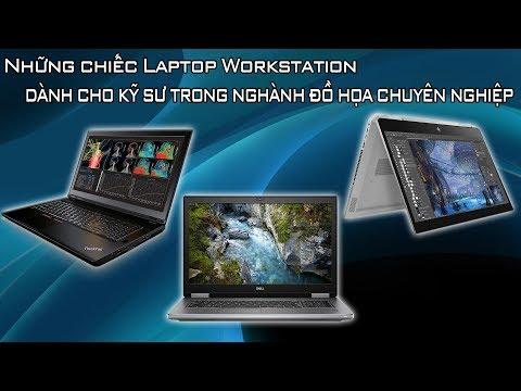 Top Laptop Đồ Hoạ Chuyên Nghiệp Khủng Đáng Mua Năm 2020