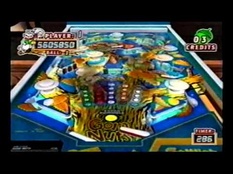 Pinball Hall of Fame - The Gottlieb Collection  - Goin' Nuts (11M)