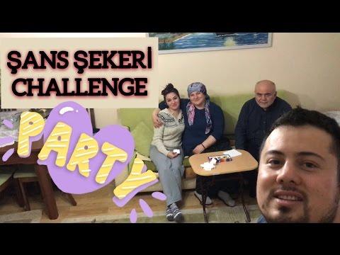 ŞANS ŞEKERİ CHALLENGE