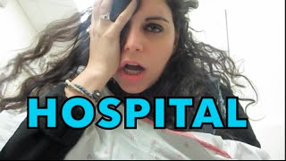 I'M IN THE HOSPITAL