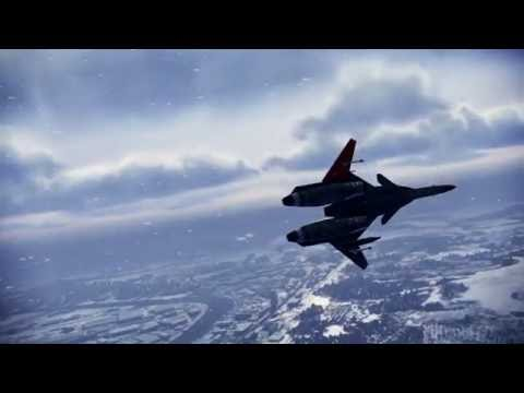 #86 Ace Combat Infinity Coop Moscow less 1500 cost