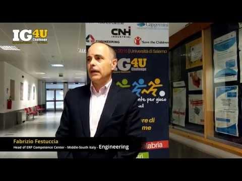 IG4U Challenge Ed.2015 - Engineering Ingegneria Informatica Spa