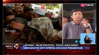 Habib Bahar bin Smith Jalani Pemeriksaan Kasus Penganiayaan Remaja - iNews Siang 18/12