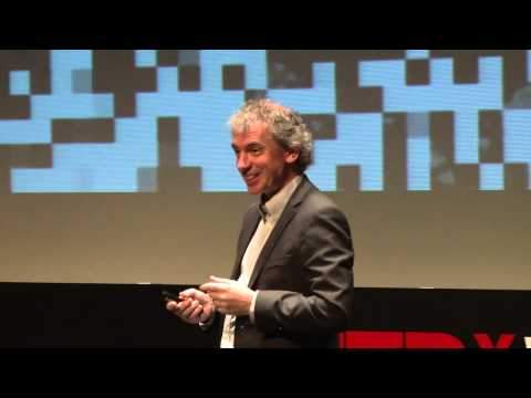Biofuels, Whiskey and Me: Prof. Martin Tangney at TEDxWanChai