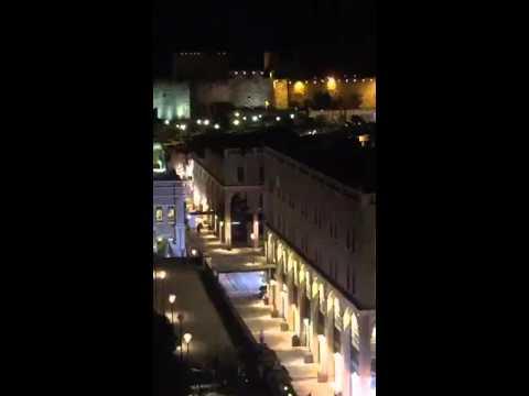 ШОК!Новое Night scope rooftop jerusalem