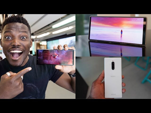 Sony Xperia - Sony Xperia 1 Unboxing and First Impressions: Sony's Best Smartphone