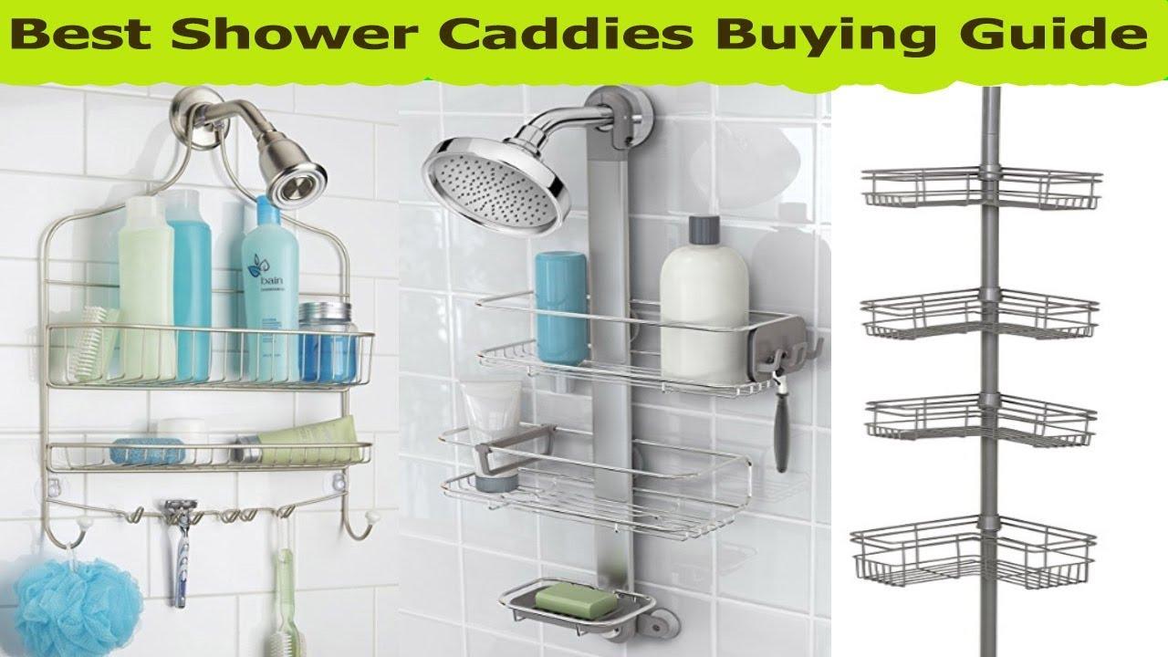 Top 5 Best Shower Caddies Reviews 2018 -Best Bathroom Caddy-Shower ...