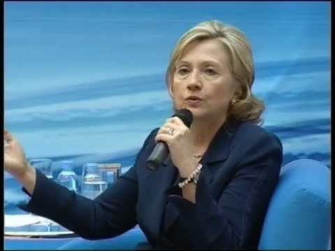 Al Jazeera English Townhall Meeting with US Secretary of State, Hillary Clinton