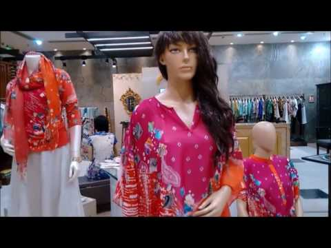 Pashma Flagship Store at DLF Emporio Mall, New Delhi