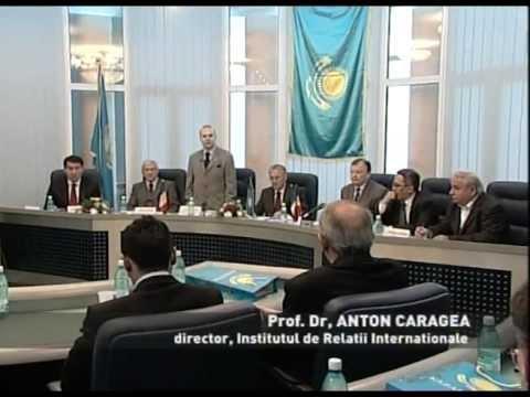 ROMANIA-KAZAKHSTAN: 20 YEARS OF DIPLOMATIC RELATIONS. A STRATEGIC PARTNERSHIP