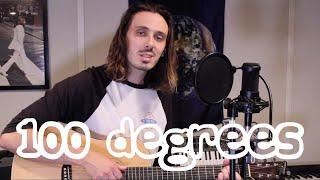 100 Degrees- Rich Brian (cover)