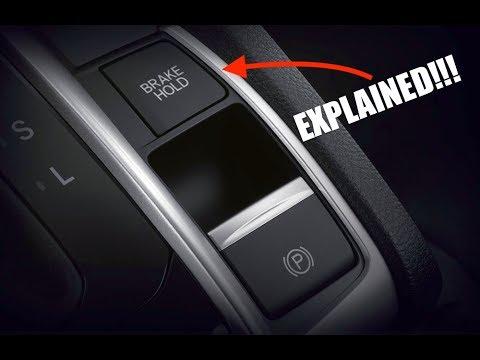 What is Honda Brake Hold?