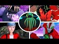 Ben 10 - All Bosses/Todos Chefes HD (ALL GAMES)