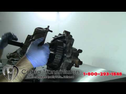 Borg Warner 1356 Transfer Case Tear Down!