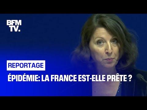 Épidémie: la France est-elle prête ?