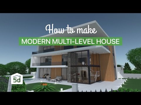 Multi Level House By Planner 5d Mac