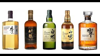 Drinks in Japan Whisky  Japanology