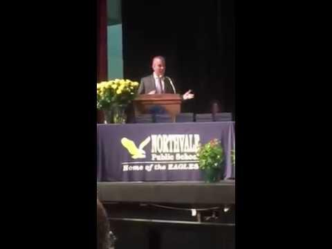 Joseph McGuire Northvale Graduation Speech 2016