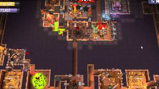 Dungeon Keeper Mobile - Ghost Defence