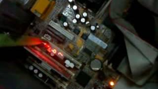 IBM Desktstar hard disk  Head Crash  hard disk diagnose by web7days