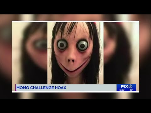 Psychologist says Momo Challenge is `nothing but lore`