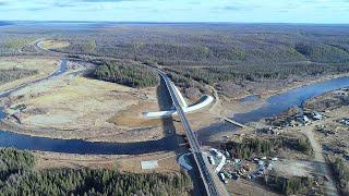 В Якутии открыт мост, построенный подразделением АО «РНГ»
