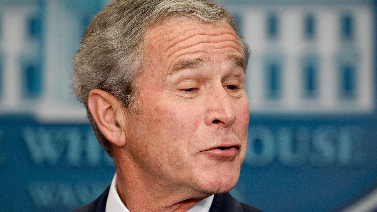 Top 10 Funniest George W Bush Quotes Youtube