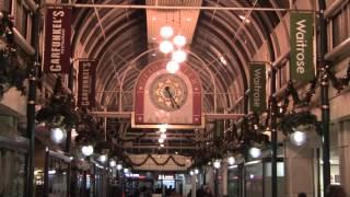 ロンドン グロースターアーケード LONDON Gloucester Arcade