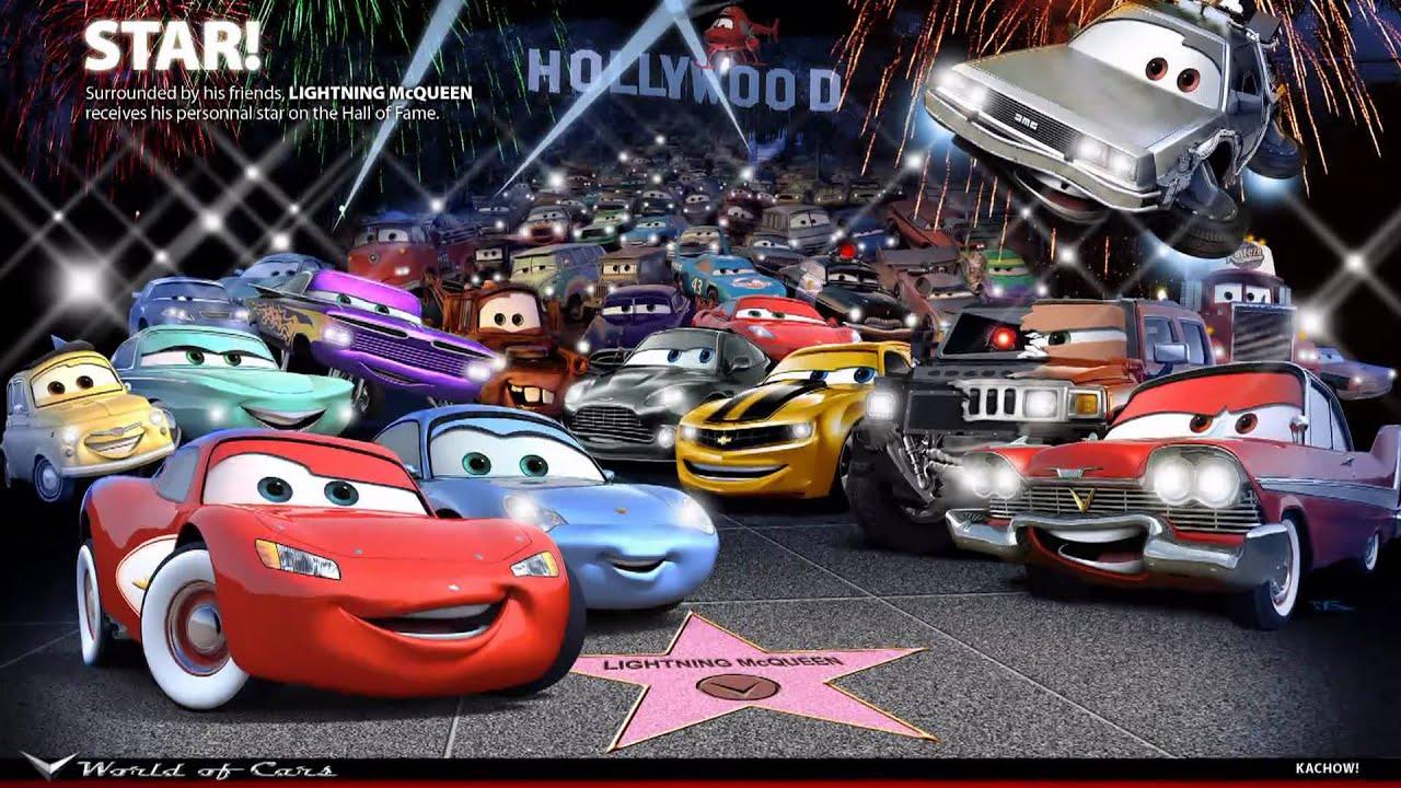 pixarized cars world of cars french community youtube