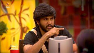 Bigg Boss Tamil Season 5  | 21st October 2021 - Promo 1