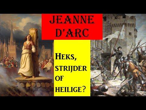 B.15  Jeanne D'Arc. De Maagd Van Orleans Verandert De Geschiedenis