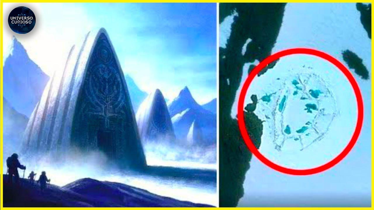 Algo muito estranho foi descoberto em um Bunker Secreto na Antártida