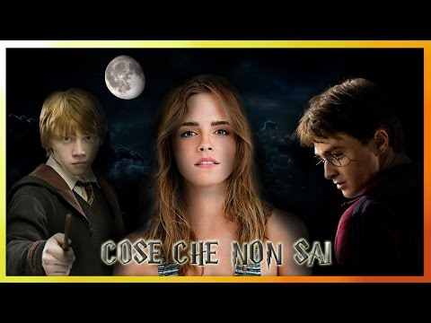 80 cose che non sai su Harry Potter #1 | Curiosit pazzesche su Harry Potter