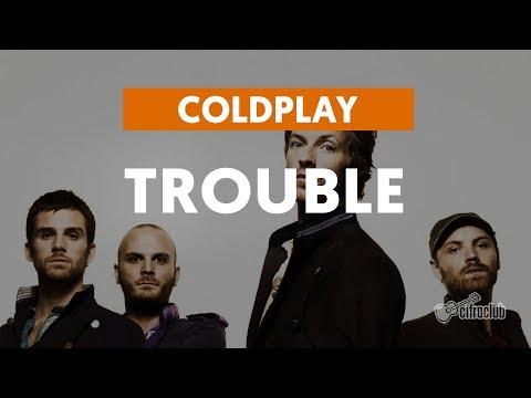 Trouble - Coldplay (aula de violão simplificada)