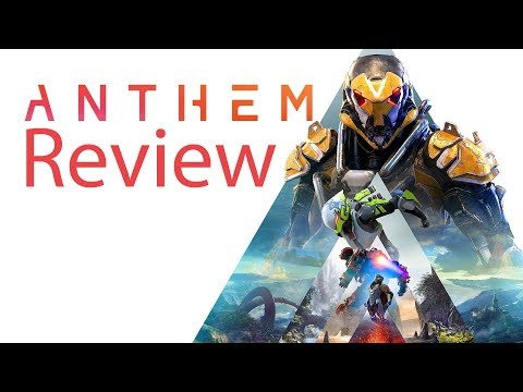 Anthem Xbox One X Gameplay Review
