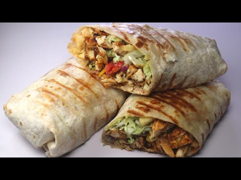 Chicken Shawarma Arabic Style By Recipes Of the World
