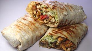 Chicken Shawarma Arabic Style By Recipes Of the World screenshot 4